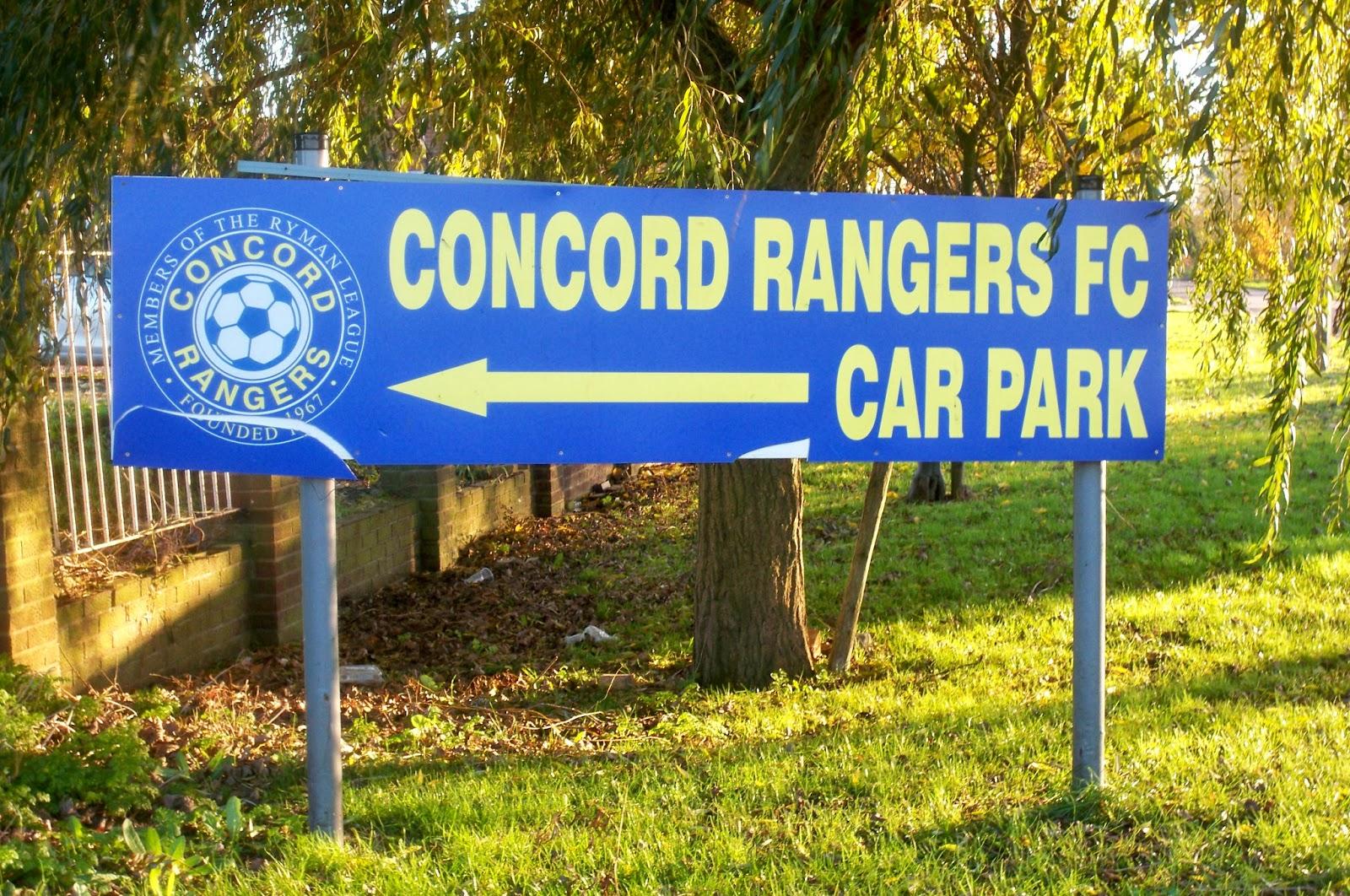 concord rangers - photo #35