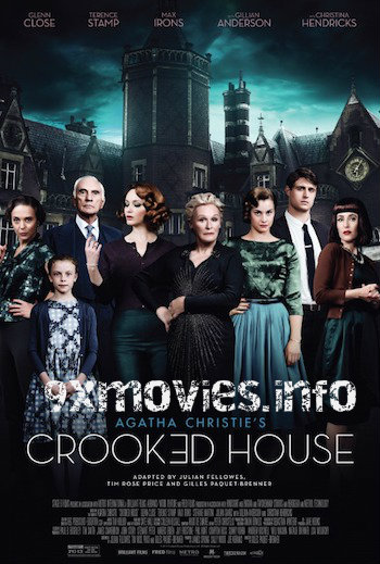 Crooked House 2017 English 480p WEB-DL 300MB ESubs