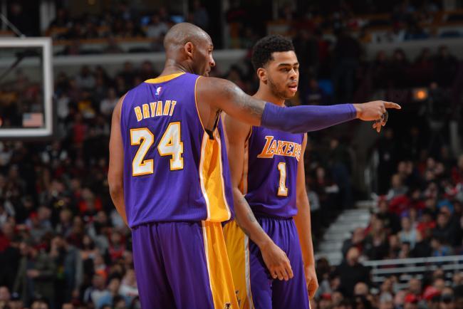 Les Lakers entament la première saison de l'après Kobe Bryant