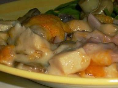 Original photo for Alice Springs Chicken Casserole found on KalynsKitchen.com
