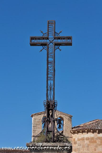 cruz de Ermita San Frutos