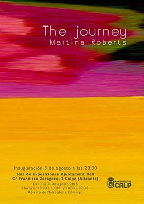 The Journey - Calpe 2015