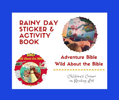 Adventure Bible Wild About the Bible Activity Book