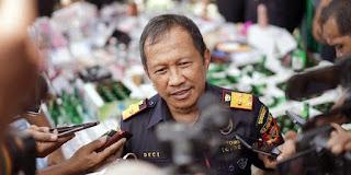 Kepala Kanwil Bea Cukai Jawa Timur I, Decy Arifinsjah
