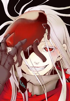 wretched egg deadman wonderland masked anime character