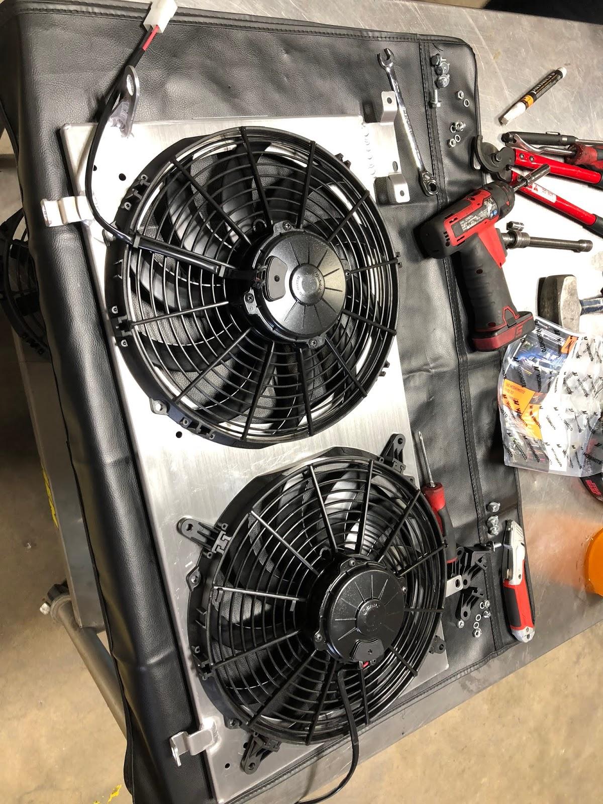 Circuit Motorsports: Flat-Out: Subaru WRX Cooling Mods