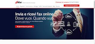servizio eFax