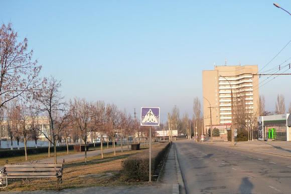 Николаев. Центральный проспект