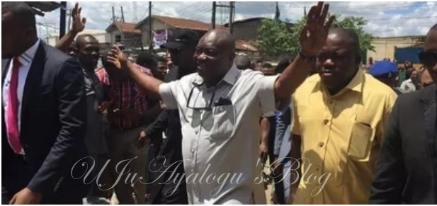 JUST IN: Governor Ikpeazu releases first emotional message after Supreme Court victory