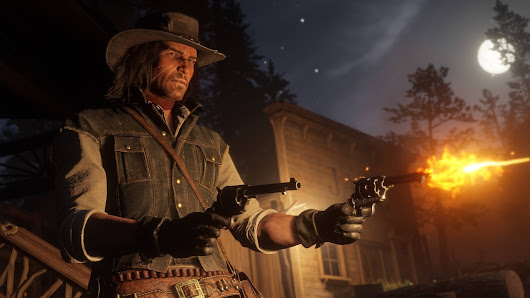 Editorial | John Marston - Outlaw to Gentleman (spoilers for RDR 2)