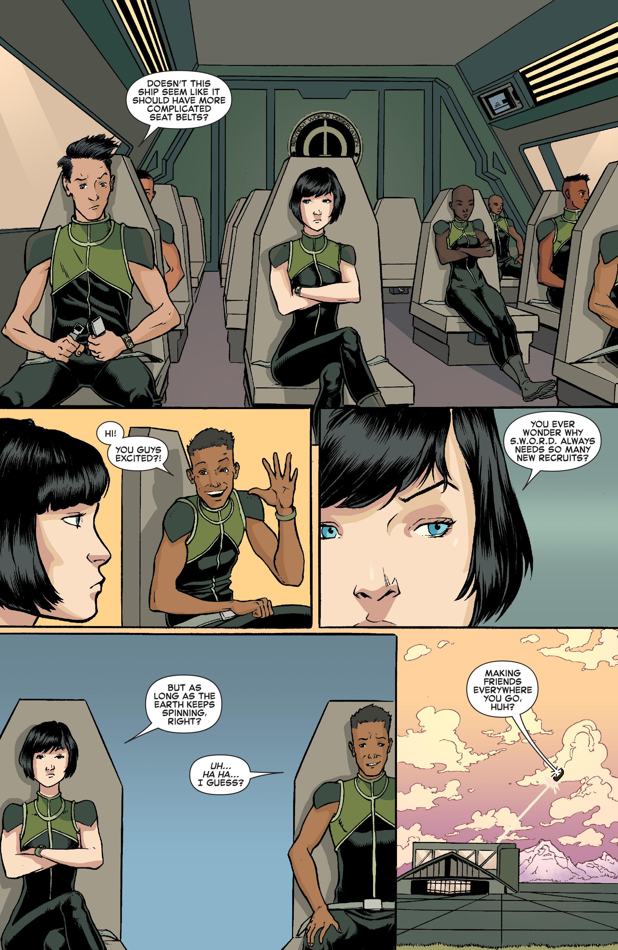 Read online Uncanny X-Men (2013) comic -  Issue # _Special 1 - 24