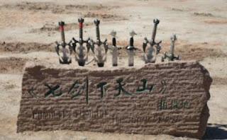 Misteri Moguicheng Kota Iblis Di China