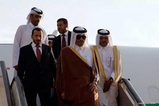 Qatar Sebut Kedzaliman Pemerintah Syiah Bashar Asad Adalah Aksi Terorisme