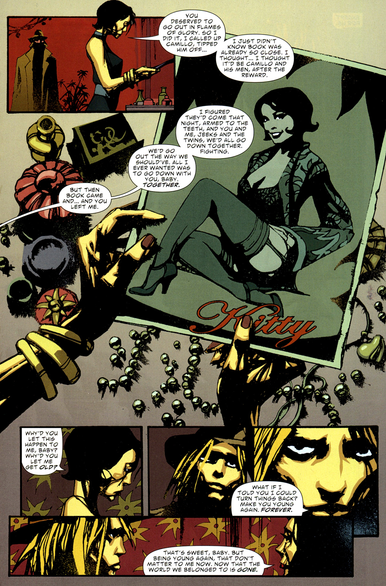 American Vampire issue 12 - Page 19