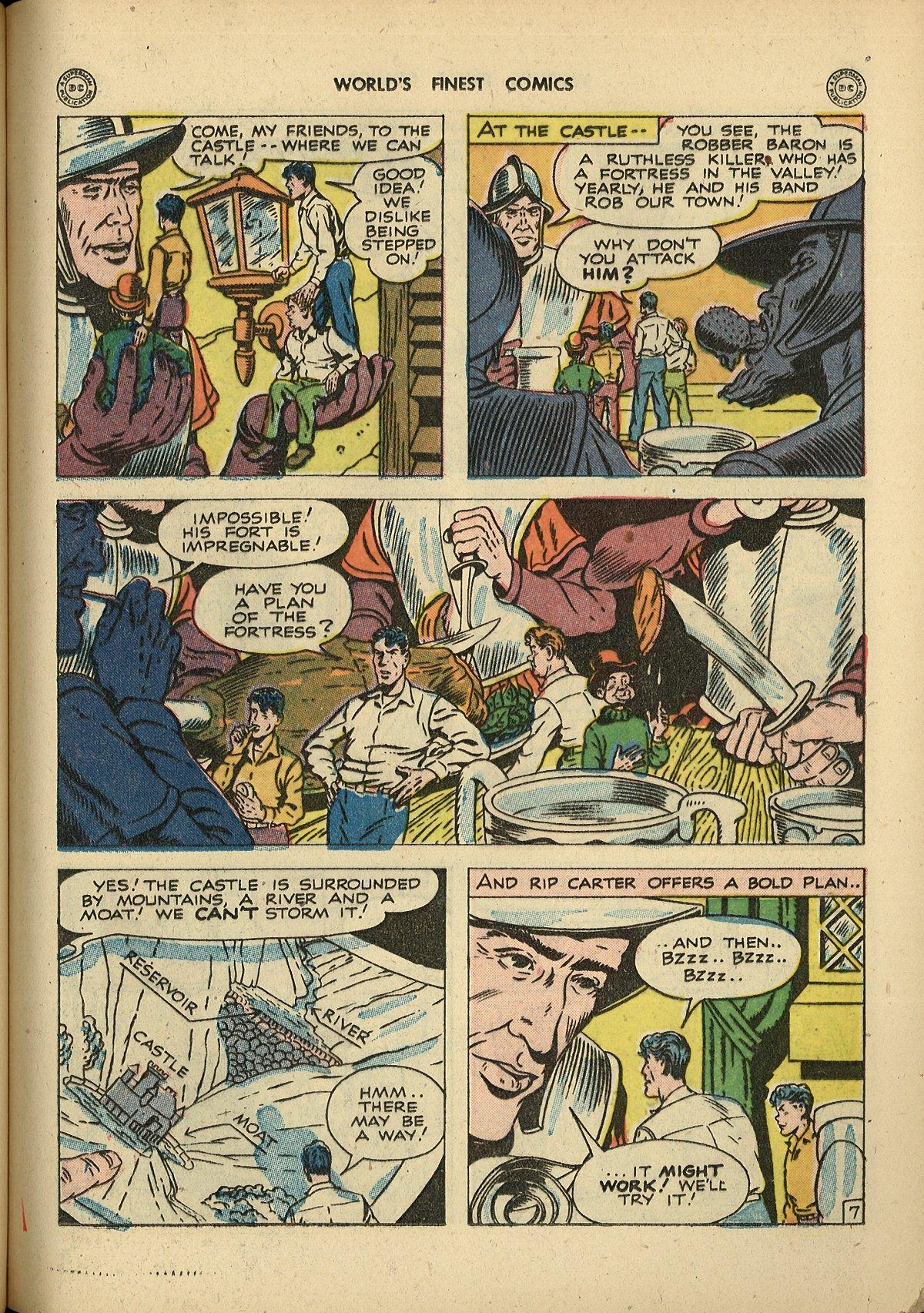 Read online World's Finest Comics comic -  Issue #26 - 31
