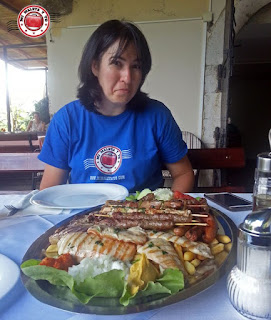 Comida en Croacia