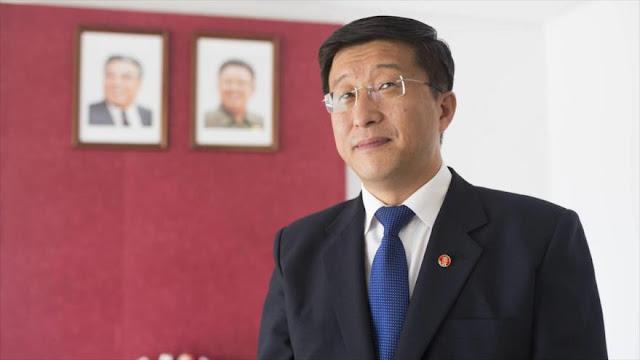 España pide al embajador norcoreano abandonar el país