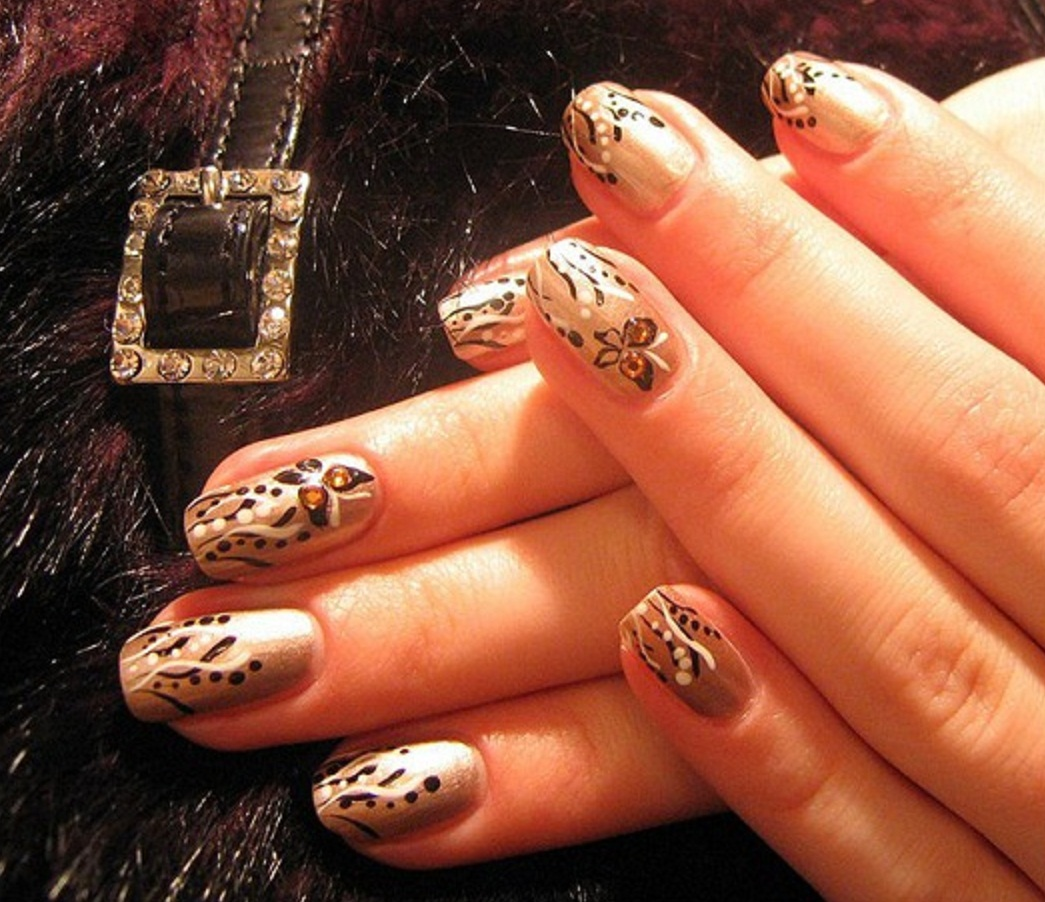 Beautiful Nails Art Wallpapers