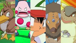 4 Pokemon Go Regional