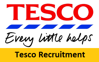 Tesco Recruitment 2017-2018