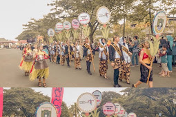 Pawai Budaya Nusantara 2019