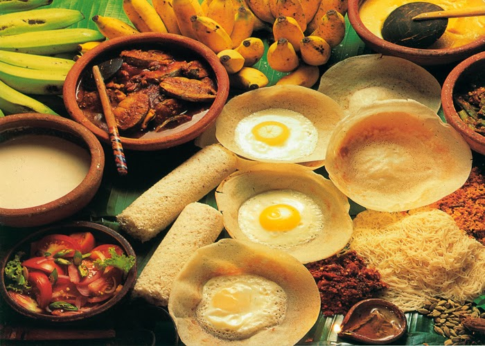 Authentic sri lankan food discover sri lanka travel for Authentic sri lankan cuisine