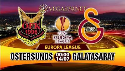 Nhận định, soi kèo nhà cái Ostersunds vs Galatasaray