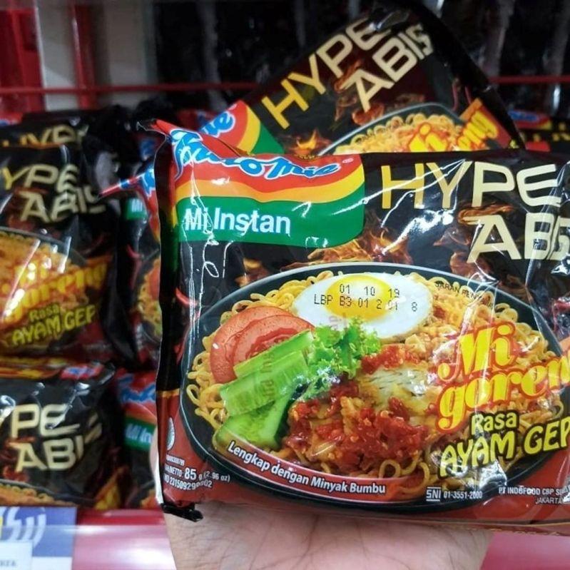 Indomie Goreng Rasa Ayam Geprek Review, Harga, Dan Tempat Beli