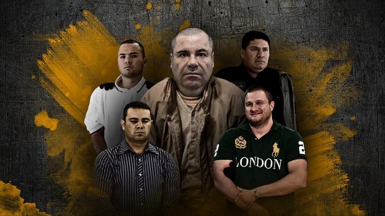 """Capturados, abatidos o traicionados: así terminaron los días de poder de los """"Señores del Narco"""""""