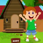 Games4King Cute Happy Boy Rescue