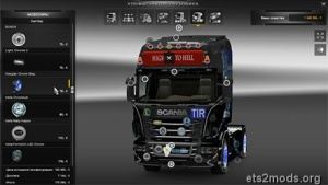 Scania Tuning Mega v7.5.1