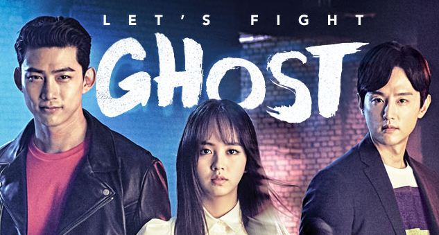 Drama Let's Fight Ghost, Kisah Cinta Si Hantu Cantik