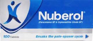 Nuberol Tablets
