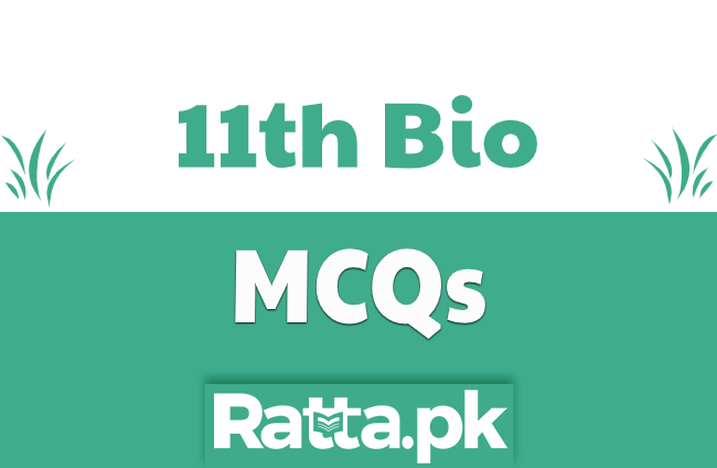 MCQs of Biology 1st Year Chapter 2 with Answers pdf Download