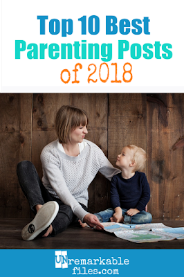 Here are the 10 funniest and most heartfelt parenting posts of the year, covering everything from raising toddlers to raising teenagers. The sarcastic post about spring cleaning is so true and completely hilarious. #parenting #parentingarticles #parentinghumor #relatable #sotrue #funny #unremarkablefiles
