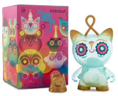 Nightriders Mini Figure Blind Box Series Nathan Jurevicius x Kidrobot