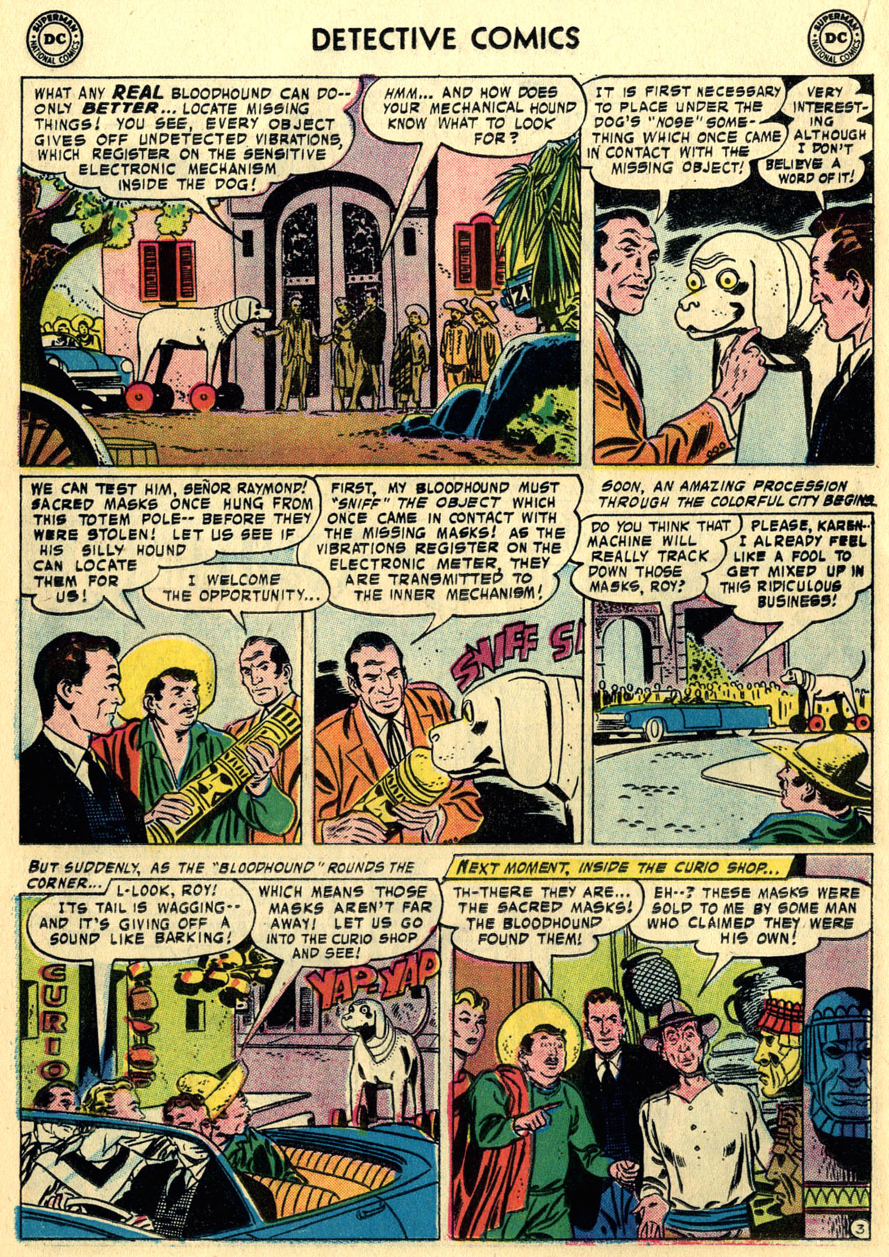 Read online Detective Comics (1937) comic -  Issue #247 - 20