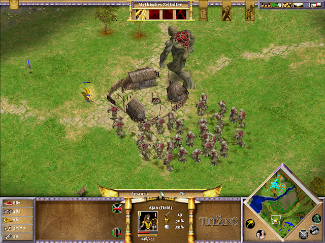 Age of Mythology The Titans Free Download Screenshot 1