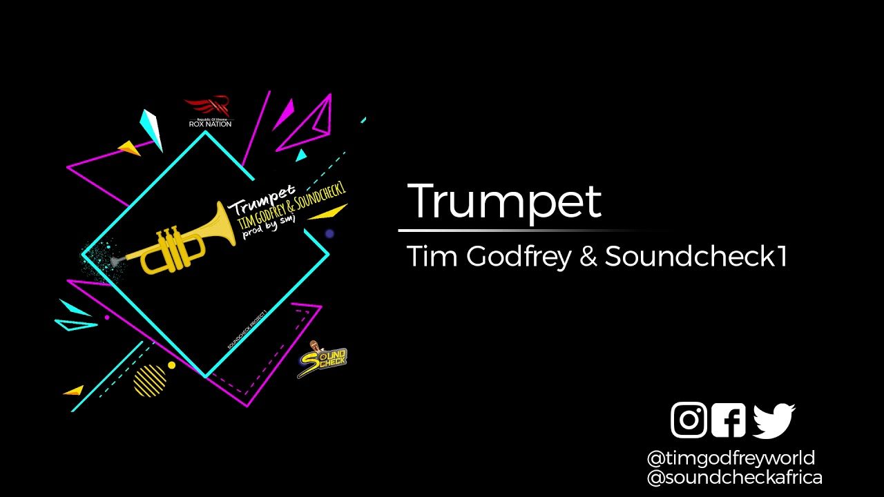 OFFICIAL VIDEO: Trumpet – Tim Godfrey & Sound Check1 | GOSPELclimax
