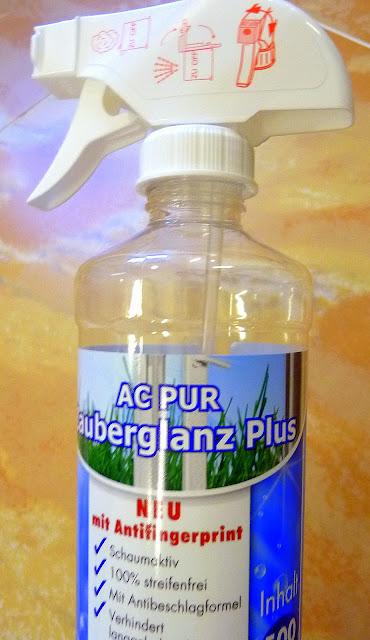AQUA CLEAN PUR Zauberglanz Plus