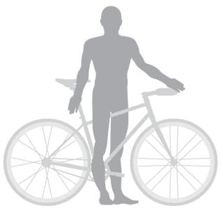как подобрать размер рамы велосипеда под свой рост