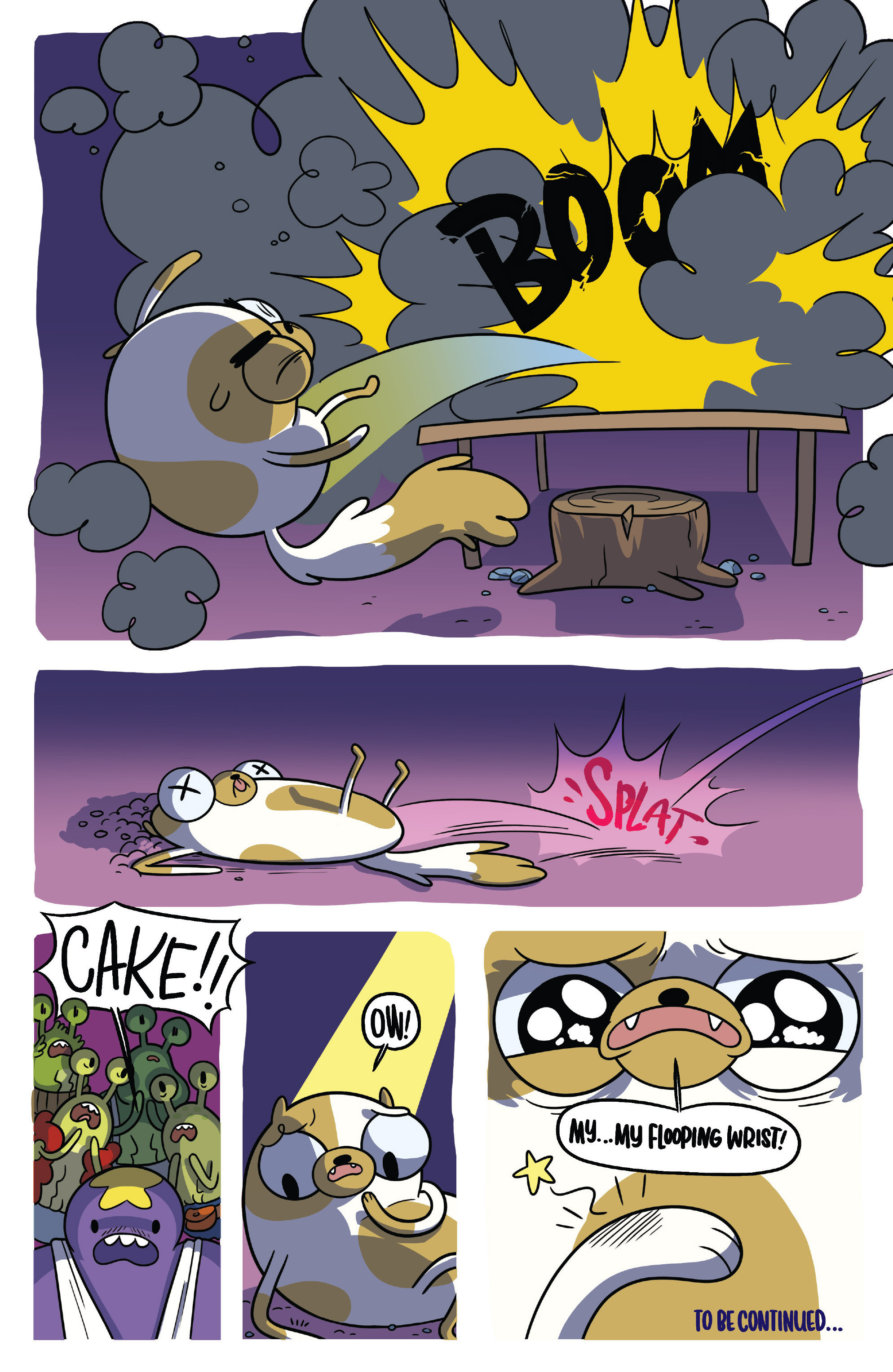 Read online Adventure Time Fionna and Cake Card Wars comic -  Issue #4 - 24