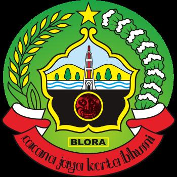 Logo Kabupaten Blora PNG