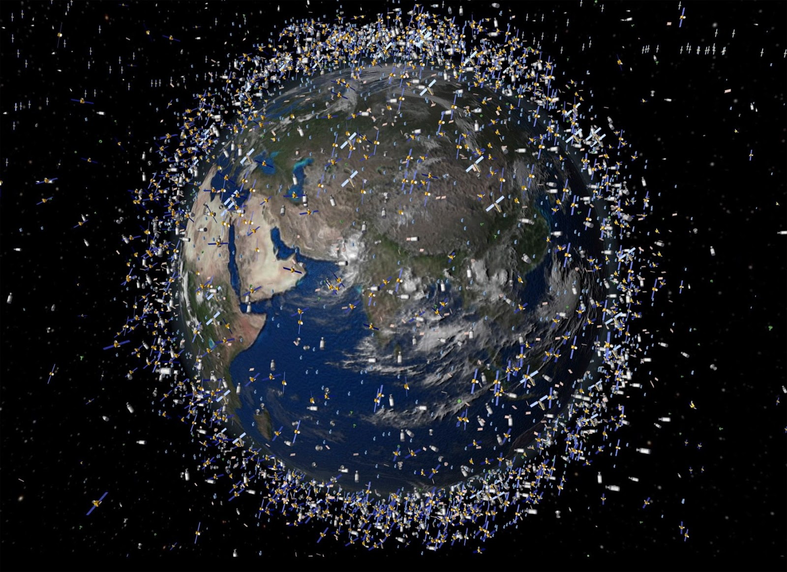 best deals on buy popular release date: Uzay çöplüğü: ömrünü tamamlayan uydulara ne oluyor ...