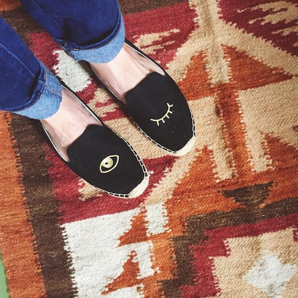 jason-polan-soludos-wink-black-eye-motif-flats-espadrille-smoking-slipper