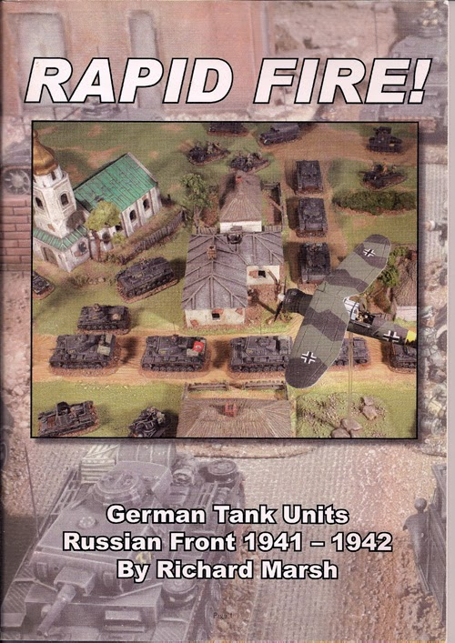Rapid Fire German Tank Units Russian Front 1941 - 1942