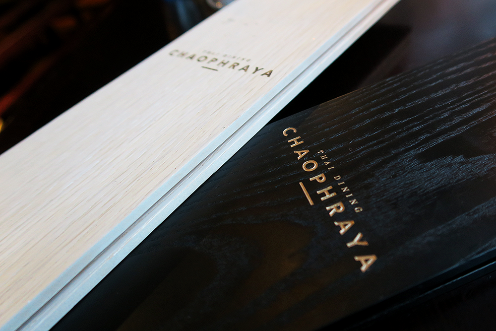 Review of Chaophraya Leeds' new menu