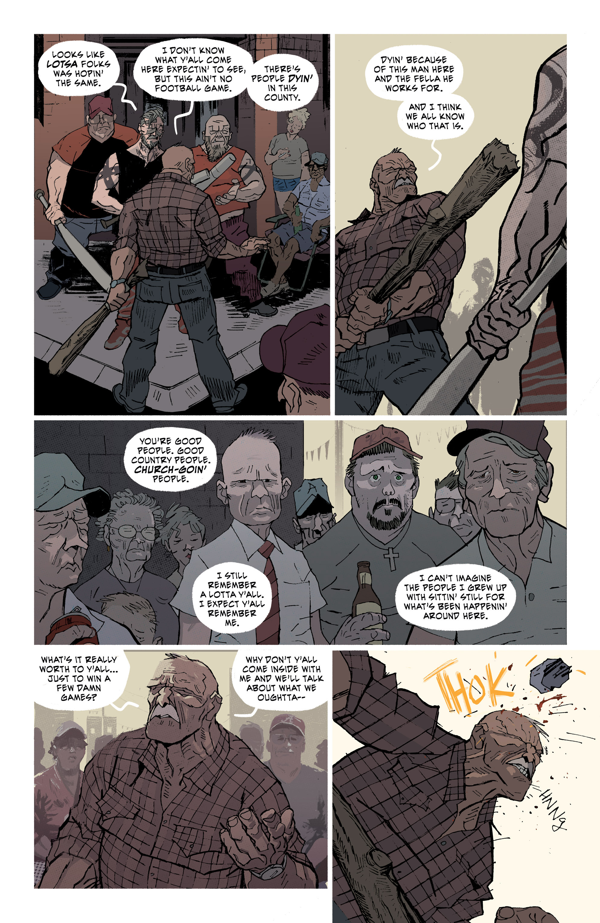 Read online Southern Bastards comic -  Issue #4 - 10