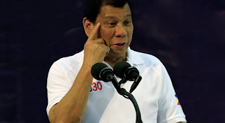 'I've seen America, it's lousy': Duterte vows never to visit US