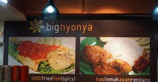 Big Nyonya Restaurant Melaka Food Review